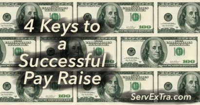 4 Keys to a Successful Pay Raise