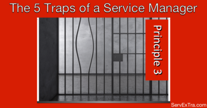 5 Traps of a Service Manager