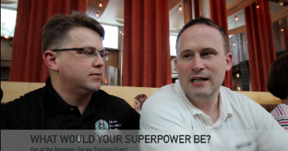 what would be your superpower?