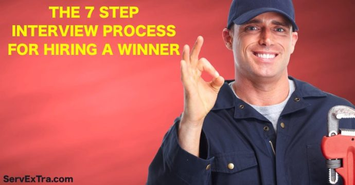 The 7 Step Interview Process