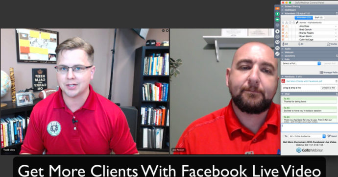 How to Use Facebook Live Video to Get More Clients wb